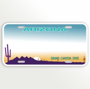 Blank Arizon Plate