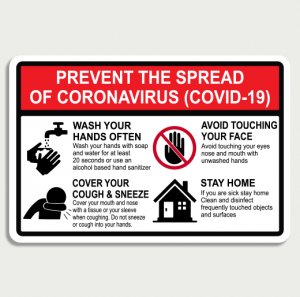 Сoronavirus Prevention Steps
