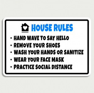 Covid 19 House Rules