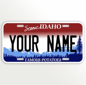 Idaho Name