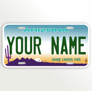 Arizona Your Name