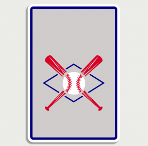 Baseball NY Sign