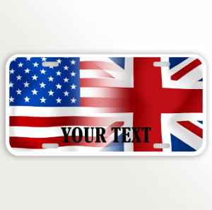 USA ENGLAND FLAG NAME