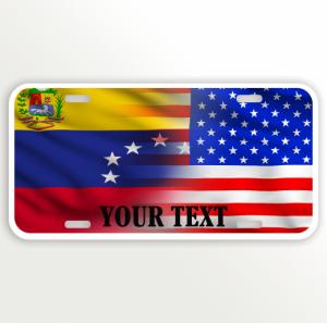 USA VENEZUELA FLAG NAME