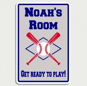 Baseball NY Sign Name
