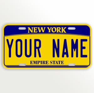 New York Yellow Name