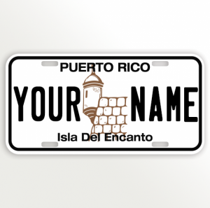 Puerto Rico Name