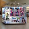 Mall Kiosk Wrap