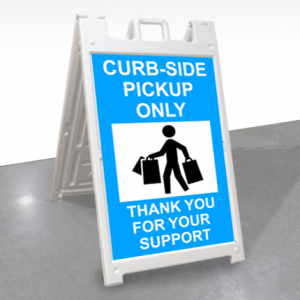 CURB-SIDE PICKUP
