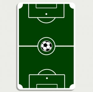Soccer Field Sign