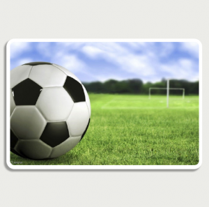 Soccer life Sign