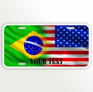 USA BRAZIL FLAG NAME