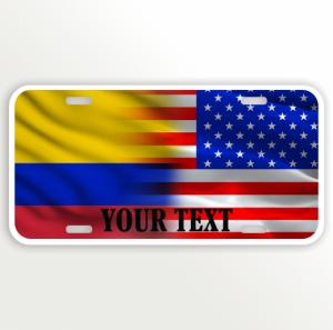 USA COLOMBIA FLAG NAME