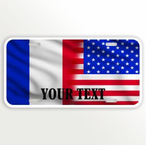 USA FRANCE FLAG NAME