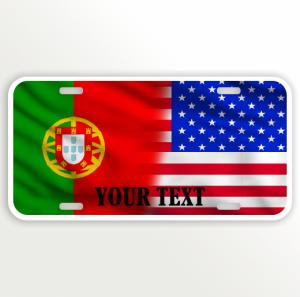 USA PORTUGAL FLAG NAME